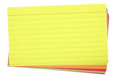 Making Note Cards- CRLS Research Guide