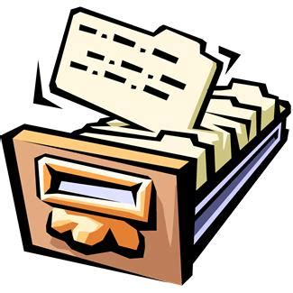 Index card method research paper